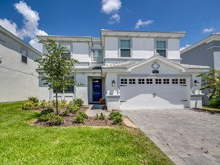 9037HS  Ultimate 6 Bedroom 5 Baths Champions Gate