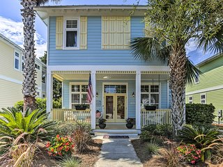 Santa Rosa Beach Home - 5 Minutes From The Gulf!
