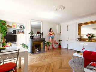 New Apartment near Chic Boheme Opera Garnier