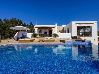 4 bedroom Villa in Cala d'en Bou, Balearic Islands, Spain : ref 5666901