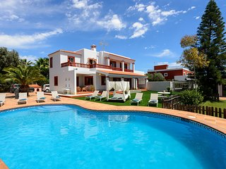5 bedroom Villa in Colònia de Sant Jordi, Balearic Islands, Spain : ref 5666903