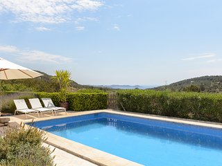 3 bedroom Villa in Es Cubells, Balearic Islands, Spain : ref 5666902
