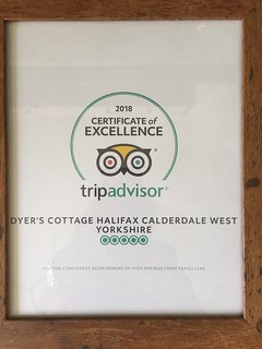 Thank you to previous guest who have written lovely reviews of their stay in Dyer's Cottage.