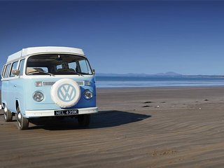Nell - VW Campervan Hire - Snowdonia Classic Campers
