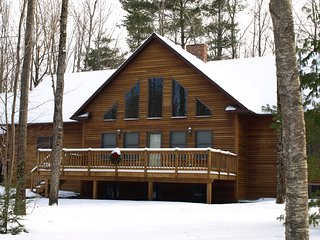 Frost House Luxury Home in the Woods