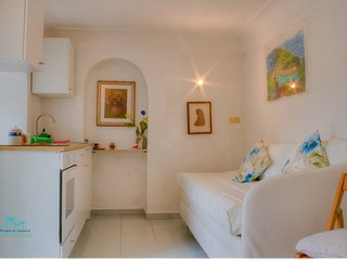 Anacapri Smart Apartment with seaview and garden