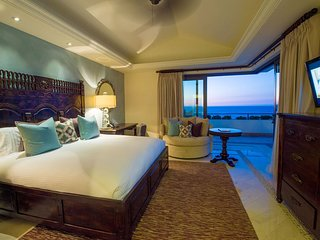 One Bedroom Master Suite with Amazing Views at Grand Solmar