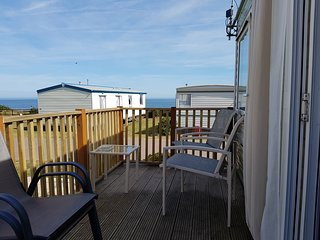 CaribbCay By The Sea with Sea Views and dog friendly