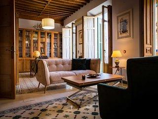 Amazing 2 bedroom apartment with balcony in Soho Málaga - Beach and centre