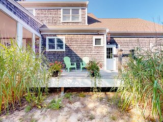 NEW LISTING! Charming Cape Cod family home w/deck & free WiFi - near the beach!