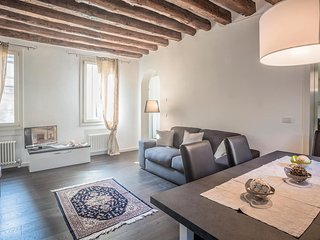 Apartment in the center of Venice with Internet, Air conditioning, Parking, Wash
