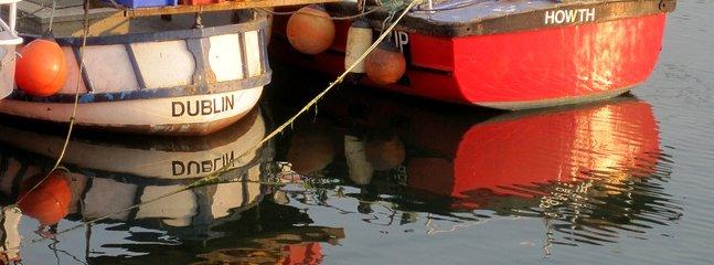 Howth, la pesca e il villaggio di vela a 25 minuti dal centro della città - ma una pausa dalla vita frenetica