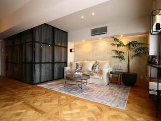 Elect Monzennakacho, 2BR Effortless Chic design surrounded by Edo