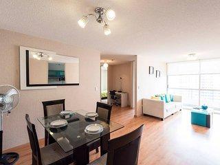 Hermoso apartamento a 15 minutos del aeropuerto en zona residencial segura