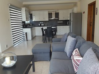 Spacious, open plan Larnaca apartment