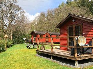 HAWTHORN LODGE   Luxury Riverside Lodge near Pucks Glen Dunoon Argyll