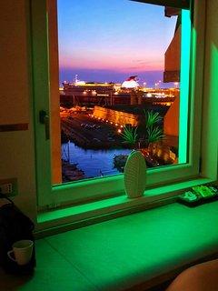 b&b la finestra sul porto