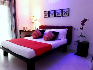 B&B Malu  - Red suite double room
