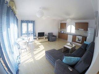 Duplex apartment in Aphrodite Beachfront Resort North Cyprus 9-6