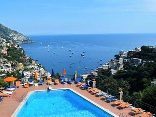 Villa in Positano |Seaview | A/C | WiFi | Terraces