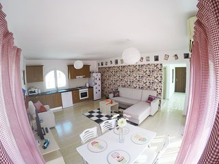 North Cyprus Beachfront Penthouse Apartment  7-6