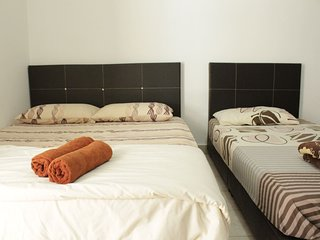 DesaTebrau-NewStar-Comfort Triple Room