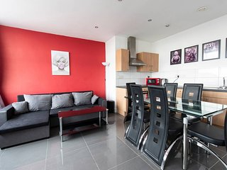 Stunning 19th Floor 2BR Apartment - Deansgate