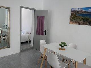 Apartamento 40m2 Tarifa centro /Clim/ WIFI : Punta Paloma