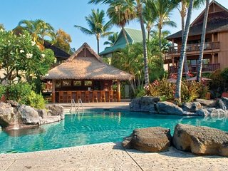 WYNDHAM KONA HAWAIIAN RESORT - 2 BDRM 2 BATH CONDO UNIT