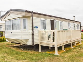 6 Berth. Double glazed with decking and part sea view. REF 20083