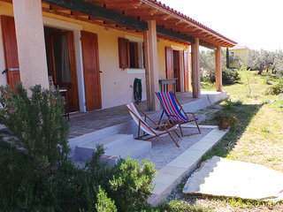 Little cozy country house with incredible seaview and garden near Nafplio