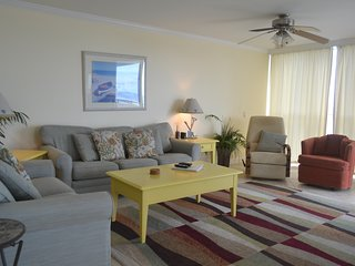 SeaSpray Perdido Key #406 ~ 3 Bedroom Gulf Front