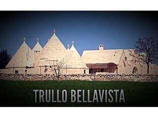 Luxury family Trullo (180m2) with large private pool, BBQ, pizzaoven and garden