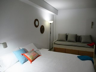 Studio just 25 metres from the Canteras  beach – WiFi