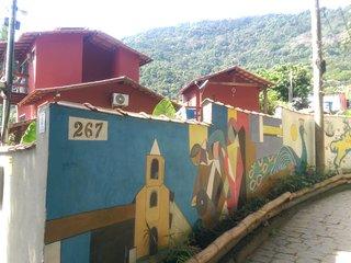 Mi casa su casa Lofts Ilha Grande - LOFT completo na Vila do abraao ILHA Grande