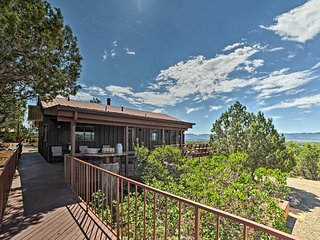 Dolores Home on 19 Acres w/ 360-Degree Views!