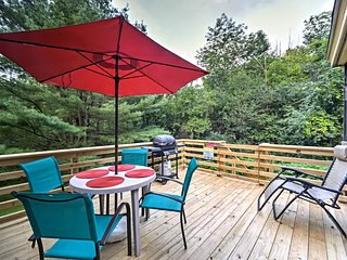 Cozy Jiminy Peak Area Condo w/Patio & Pool Access!