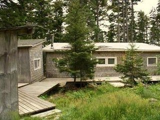 Rustic Waterfront Cabin