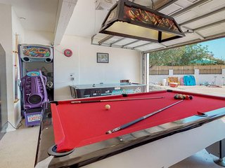 San Diego's Premier Family Fun House! Over a dozen games for all ages to enjoy!