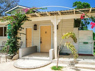A 5 Bedroom Cottage with ocean and jungle views. Minutes from West End Village