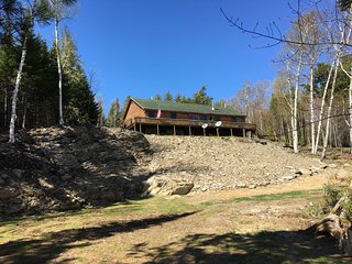 Eagle Point Lodge - Loon's Ledge (private wilderness getaway on Moosehead lake)