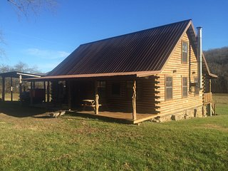 Ozarks Best Kept Secret Log Cabin