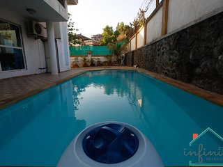 Infinity Villas | Nirvana - 4 Bedroom Villa with Private Swimming Pool