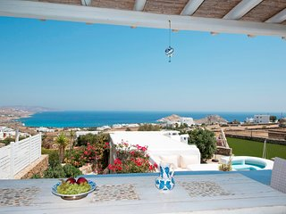 Avra House, cozy property ideal for a small family, couples of friends.