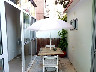 Nice apt with terrace & Wifi