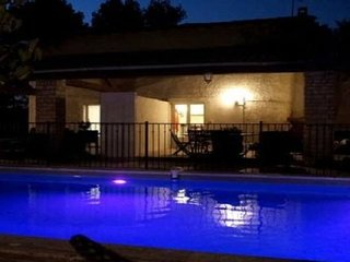 2 bedroom Villa in Grans, Provence-Alpes-Cote d'Azur, France : ref 5059491