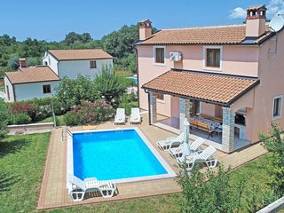 3 bedroom Villa in Mofardini, Istria, Croatia : ref 5646552