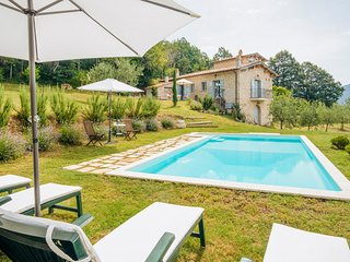 4 bedroom Villa in Colli-Vallicelli, Latium, Italy : ref 5218003