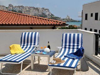 Sperlonga Apartment Sleeps 3 with Air Con and WiFi - 5058708