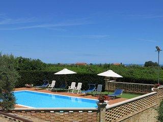 Villa Formicone II Holiday Home Sleeps 12 with Pool and WiFi - 5655332